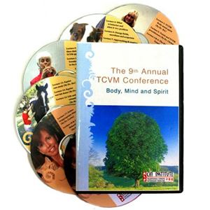 Picture of 9th TCVM Annual Conference - Complete DVD Set (24 Lectures) with Proceedings (DVD07)