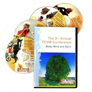 Picture of 9th TCVM Annual Conference - TCVM DVD Set (16 Lectures) (DVD05)