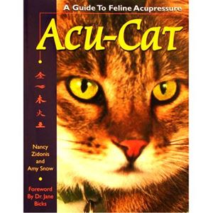 Picture of A Guide to Feline (Cat) Acupressure by Zidonis (BZ02)