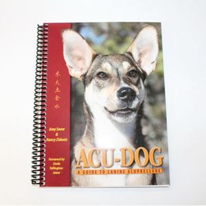 Picture of ACU-DOG: A Guide to Canine Acupressure (BZ04)