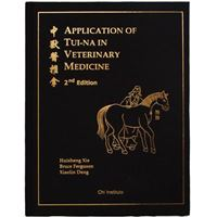Picture of Application of Tui-na in Veterinary Medicine 2nd Edition (BX04)