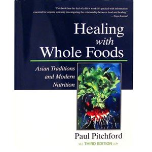 Picture of Healing with Whole Foods by Paul Pitchford (BP01)