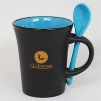 Picture of Chi Logo Mug - Blue