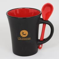 Picture of Chi Logo Mug - Red