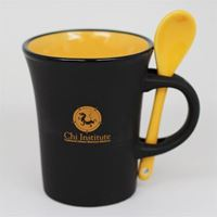 Picture of Chi Logo Mug - Yellow