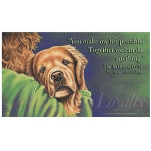 Picture of Dr. Ragona's Canvas-Loyalty (PA41)