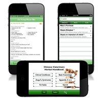 Picture of Veterinary Herbal Handbook iPad and iPhone Apps