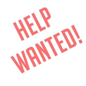 Picture of Help Wanted Advertisment