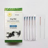 Picture of N30x1.5 Jing Mei Copper Handle Needle 100's