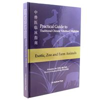 Practical Guide to TCVM Vol. 4: Exotic, Zoo and Farm Animals (BX16)