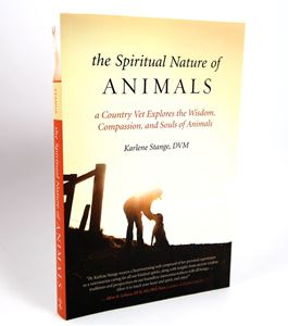 Picture of The Spiritual Nature Of Animals by Dr. Karlene Stange (BX25)