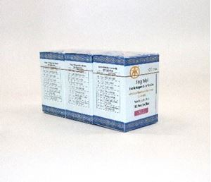 Picture for category Stainless Steel Handle Acupuncture Needles
